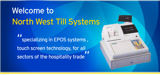 EPOS systems, Touch Screen systems